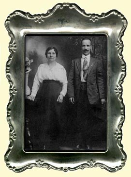 Grandmom Anna and Grandpop Biagio Gatto