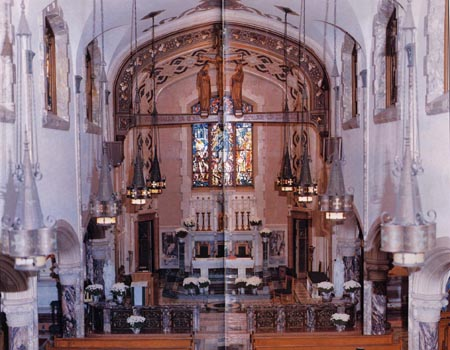 A look into the Church 2002